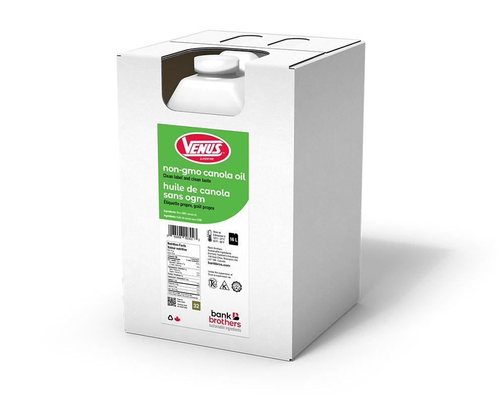 Venus Superfine™ non-GMO canola oil